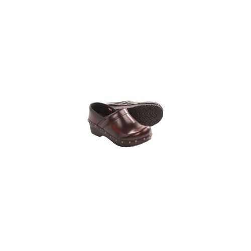Sanita Professional Beasley Clogs - Leather (For Women) - COPPER ( 35 )