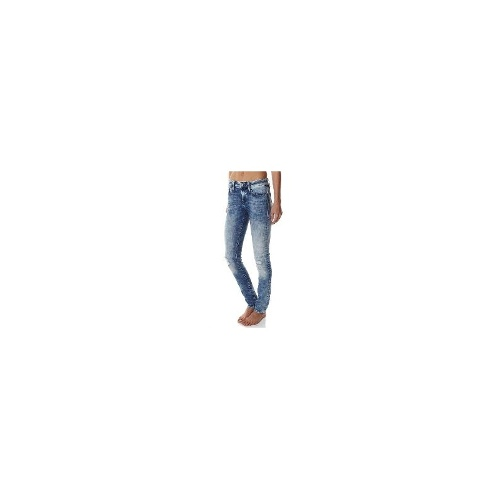 Mavi - New Womens Mavi Alexa Womens Jean Ladies Skinny Slim Fit Denim Jeans Size 31/34