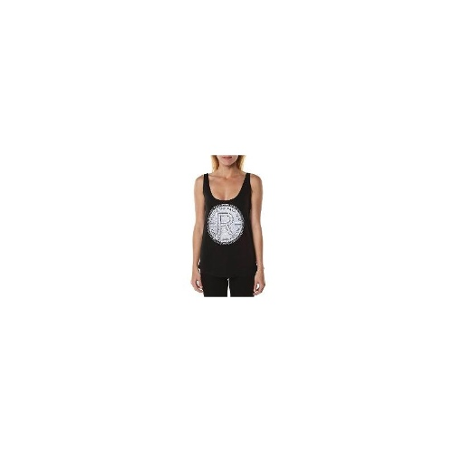 Roxy - New Womens Roxy Emblems Tank Ladies T-Shirt Top Size Extra Small