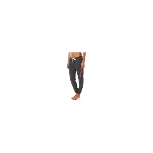 Hurley - New Womens Hurley Cuffed Track Pant Ladies Tracksuit Pant Size 12