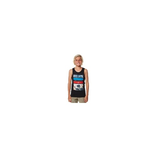 Billabong - New Boys Billabong Kids Apocalypse Singlet Size 12