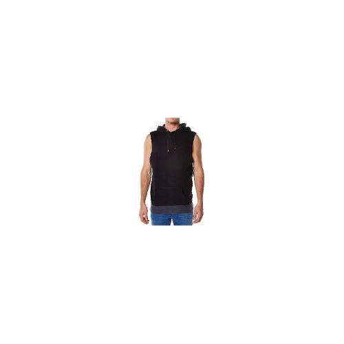 Silent Theory - Silent Theory Right Up Mens Sleeveless Hoody Size Small