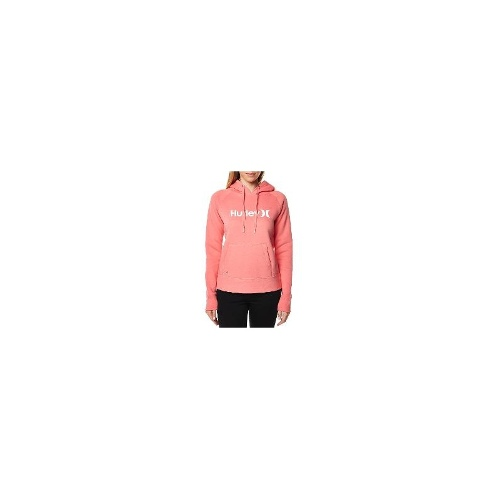 Hurley - New Womens Hurley One And Only Pop Fleece Ladies Jumper Hoodie Size Extra Small
