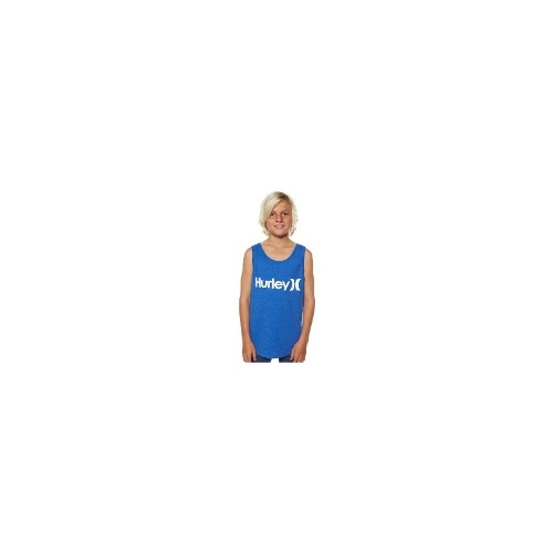 Hurley - New Boys Hurley One And Only Singlet Size 12