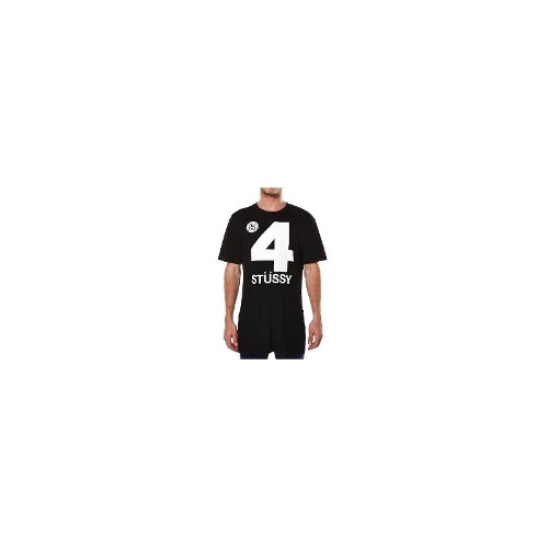 Stussy - New Mens Stussy No 4 Tall Tee T-Shirt Top Size Medium