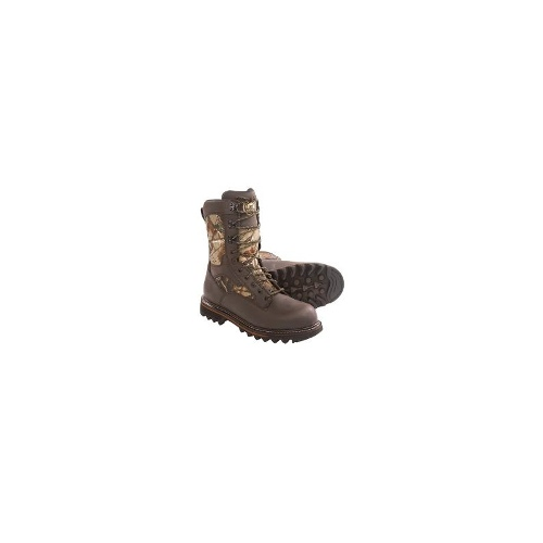 Irish Setter Gunflint Hunting Boots - Waterproof, Insulated (For Men) - BROWN/REALTREE AP ( 11 )