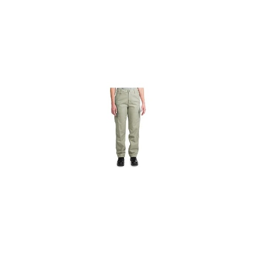 Walls Cotton Cargo Pants - Relaxed Fit (For Women) - SAGE GREEN ( XL )