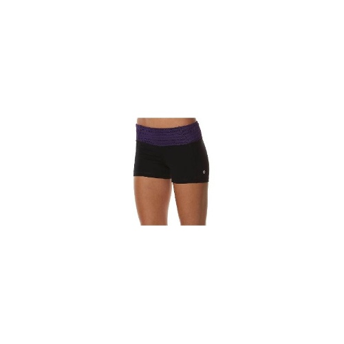 Roxy Womens Gym Shorts - New Womens Roxy Hula Yoga Short Ladies Activewear Size Extra Small