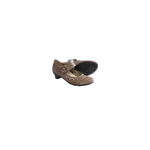 Remonte Dorndorf Milla 11 Shoes - Leather (For Women) - BROWN ( 39 )