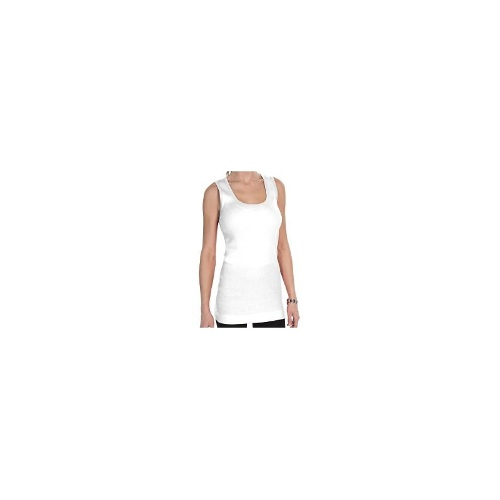 Calida Celebration Tank Top - Ribbed Cotton (For Women) - BRILIANT PINK ( L )