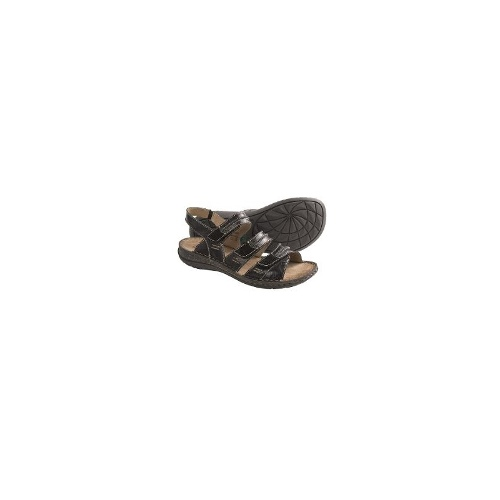Josef Seibel Federica 02 Sandals - Leather (For Women) - TAN ( 40 )