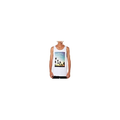Element - New Mens Element Sunset Singlet T-Shirt Singlet Size Small