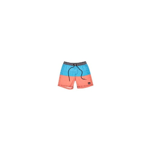 Quiksilver Baby Boys Walkshorts - New Kids Quiksilver Tots Sunset 11 Beach Short Toddler Boys Shorts Size 2