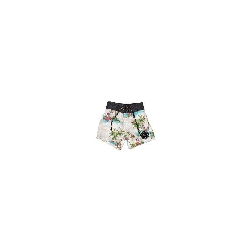 Rip Curl Baby Boys Boardshorts - New Kids Rip Curl Tots Paradise Alley Boardshort Toddler Boys Shorts Size 4