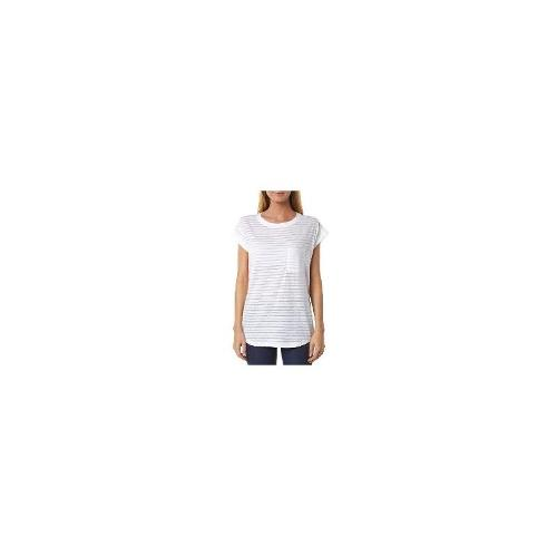Hurley Womens Tees - New Womens Hurley Sunrise Tee Ladies T-Shirt Top Size Extra Small