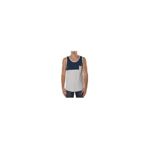 O'neill - New Mens O'neill Patch Pocket Tank T-Shirt Singlet Size Extra Large