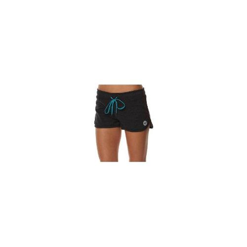Roxy Womens Gym Shorts - New Womens Roxy Drill Fleece Short Ladies Activewear Size Extra Large
