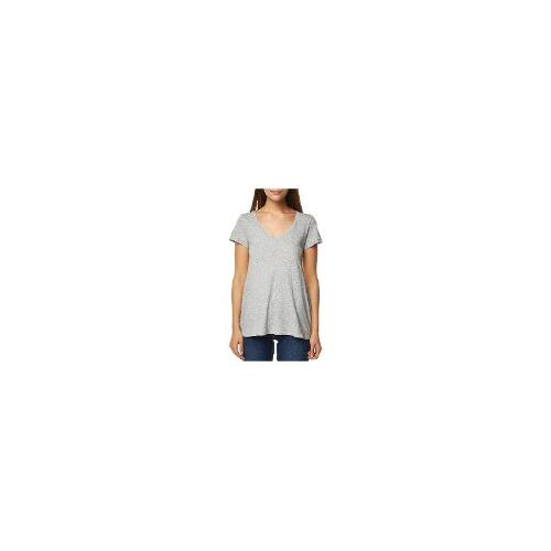 Spare Womens Tees - New Womens Spare Vee Tee Ladies T-Shirt Top Size 10