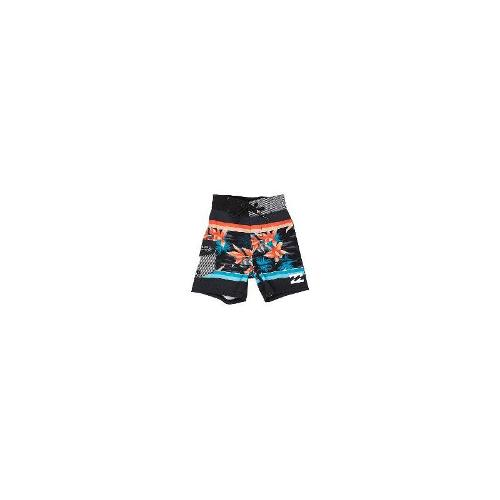Billabong Baby Boys Boardshorts - New Kids Billabong Tots Method Flash Taj Burrow 14 Boardshort Size 3