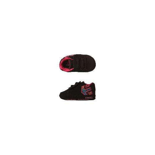 Etnies Girls Shoes - Etnies Baby Fader Crib Shoe Size 1