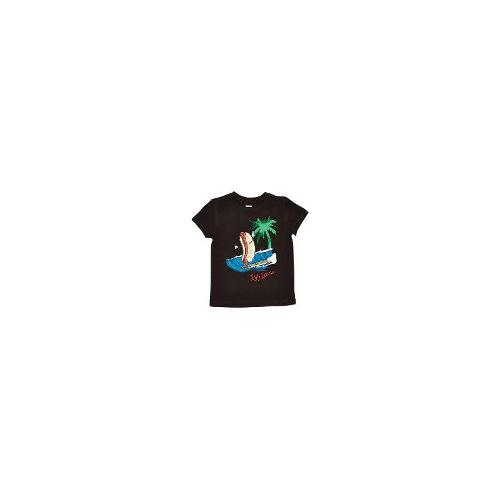 Quiksilver - New Kids Quiksilver Tots Hot Dogger Tee Toddler Boys T-Shirt Top Size 3