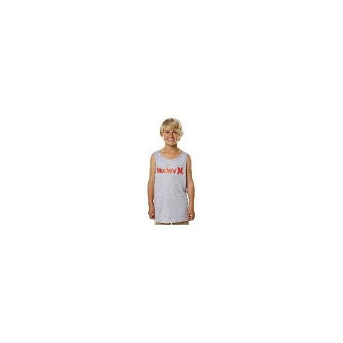 Hurley - New Boys Hurley Kids One And Only Singlet Size 16