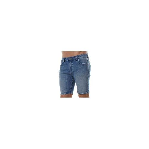 Wrangler - New Wrangler Cigi Walkshort Mens Denim Shorts Size 38