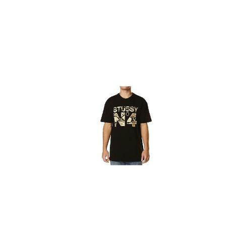Stussy - New Mens Stussy Tiger Snake No 4 Tee T-Shirt Top Size Medium