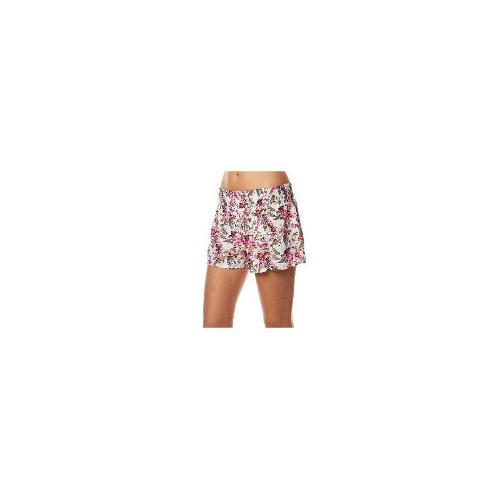 Aztec Rose Womens Mini Shorts - New Aztec Rose English Rose Short Womens Short Size 12