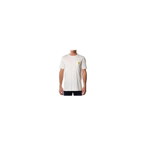 Rvca - New Mens Rvca Alsweiler Sunflower Tee T-Shirt Top Size Small