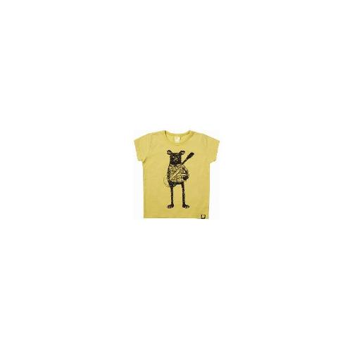 Rock Your Baby - New Kids Rock Your Baby Tots Indie Bear Tee Toddler Boys T-Shirt Top Size 5