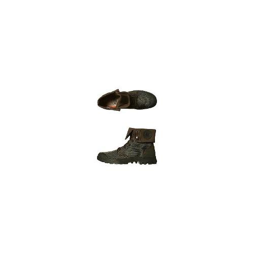 Palladium Mens Boots - New Mens Palladium Mono Chrome Baggy Ii Boot Size 12
