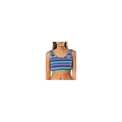 Running Bare Womens Gym Sports Bras - New Womens Running Bare Frida Classic Sexy Scoop Back Sports Bra Size 16