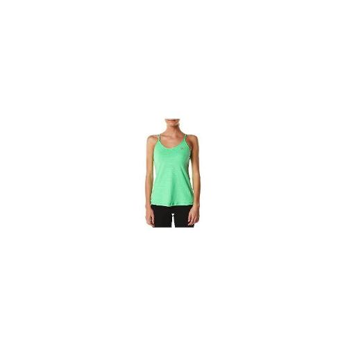 Running Bare Womens Gym Singlets - New Womens Running Bare No Sweat Strappy Tank Ladies Singlet Top Size 16