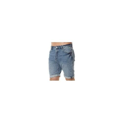 Riders By Lee - New Riders By Lee R3 Lo Rider Denim Short Mens Denim Shorts Size 31