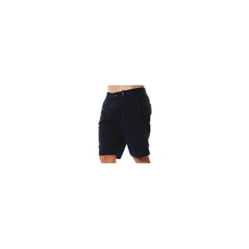 Superdry - New Superdry Men's Commodity Slim Chino Walkshort Cotton Shorts Bermudas Blue Size Medium