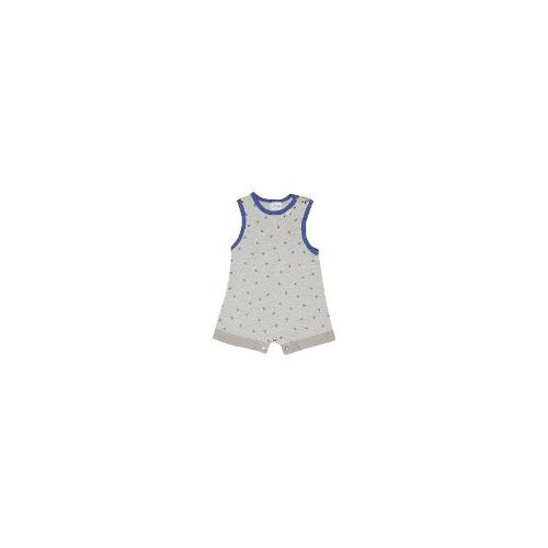 Eeni Meeni Miini Moh - New Eeni Meeni Miini Moh Kids Baby Boys Playsuit Logo Toddler Children Grey Size 000