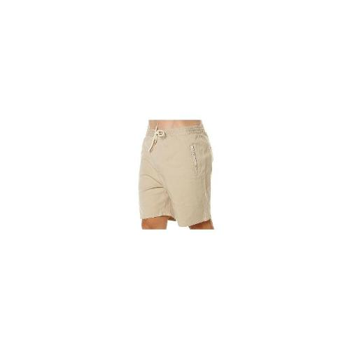 Assembly - New Assembly Men's Ascender Beach Short Cotton Shorts Bermudas Natural Size Extra Small