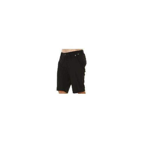 Reef Mens Board Shorts - New Reef Men's Warm Water 3 Mens Boardwalkshort Fitted Swimwear Black Size 36