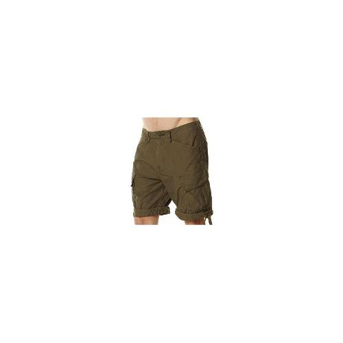 G-star Raw - New G-Star Raw Men's Rovic Bermuda Cargo Short Canvas Shorts Bermudas Green Size 38
