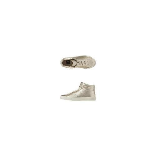 Veja - New Veja Women's - Esplar High Top Trainers Rubber Gold Size 41