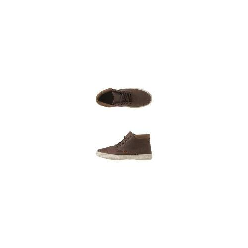Victoria Womens Shoes - New Victoria Women's - Bota Piel Cuello Trainers Rubber Shoes Brown Size 38