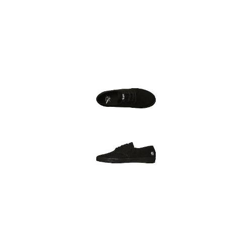 Etnies Mens Sneakers - New Etnies Men's Brigade Smu Shoe Suede Shoes Black Size 13