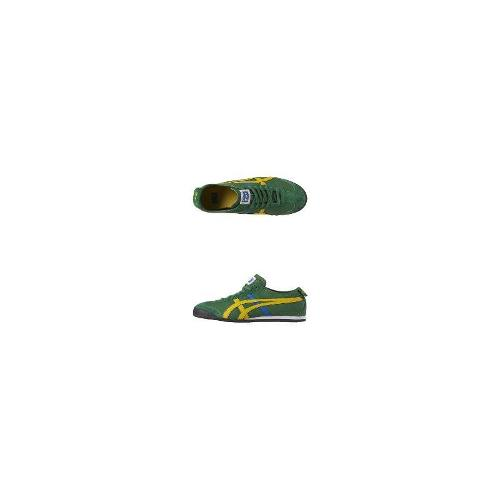 Onitsuka Tiger - New Onitsuka Tiger Men's - Mexico 66 Trainers Rubber Shoes Green Size 42