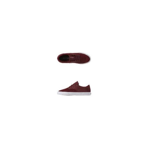 Supra - New Supra Men's - Crown Pistol Trainers Suede Red Size 40
