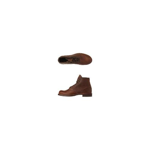 Red Wing Shoes - New Red Wing Shoes Men's - Blacksmith Boots Rubber Brown Size 40