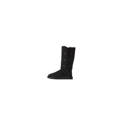 Ugg - New Ugg Women's - Women's Bailey Button Triplet Boots Black Size 36