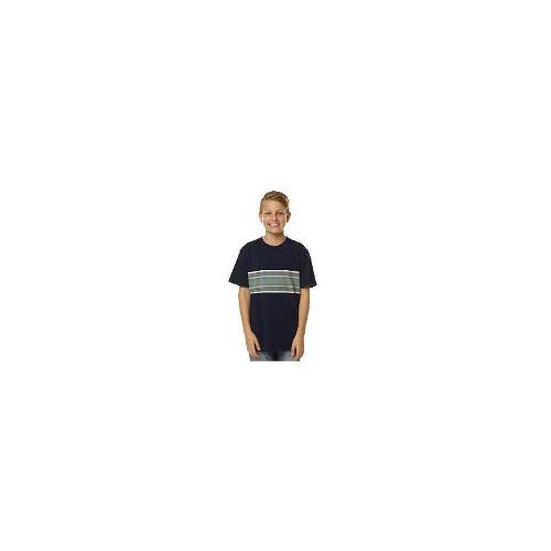 O'neill - New O'neill Boys Kids Boys Ol Day Stripe Tee Toddler Children Blue Size 16