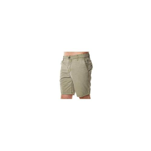 Volcom - New Volcom Men's Split Stone Walkshort Cotton Shorts Bermudas Green Size 38