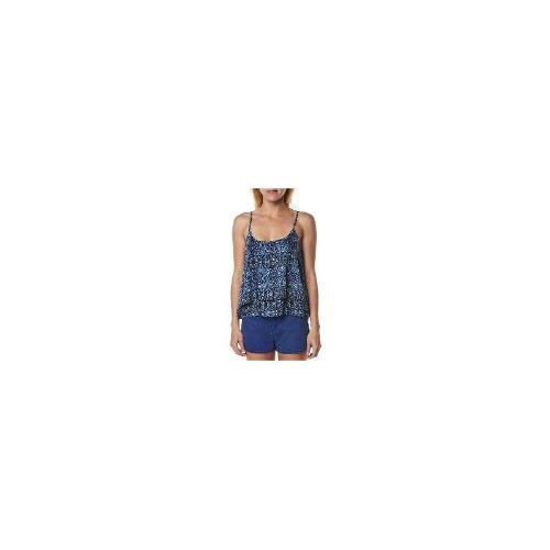 Volcom - New Volcom Women's Eden Womens Cami Boutique Blue Size 14
